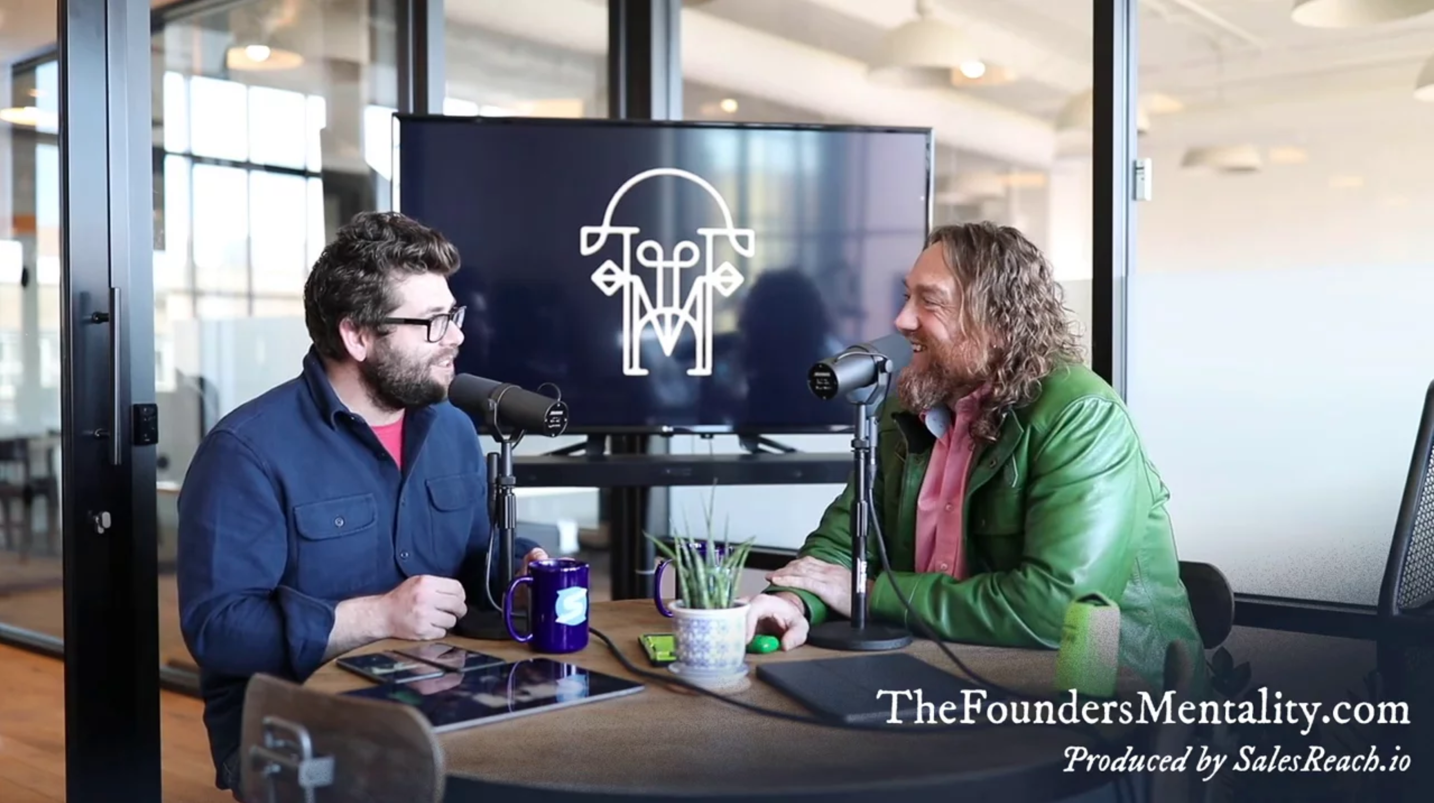 darin lynch of irish titan on the founders mentality