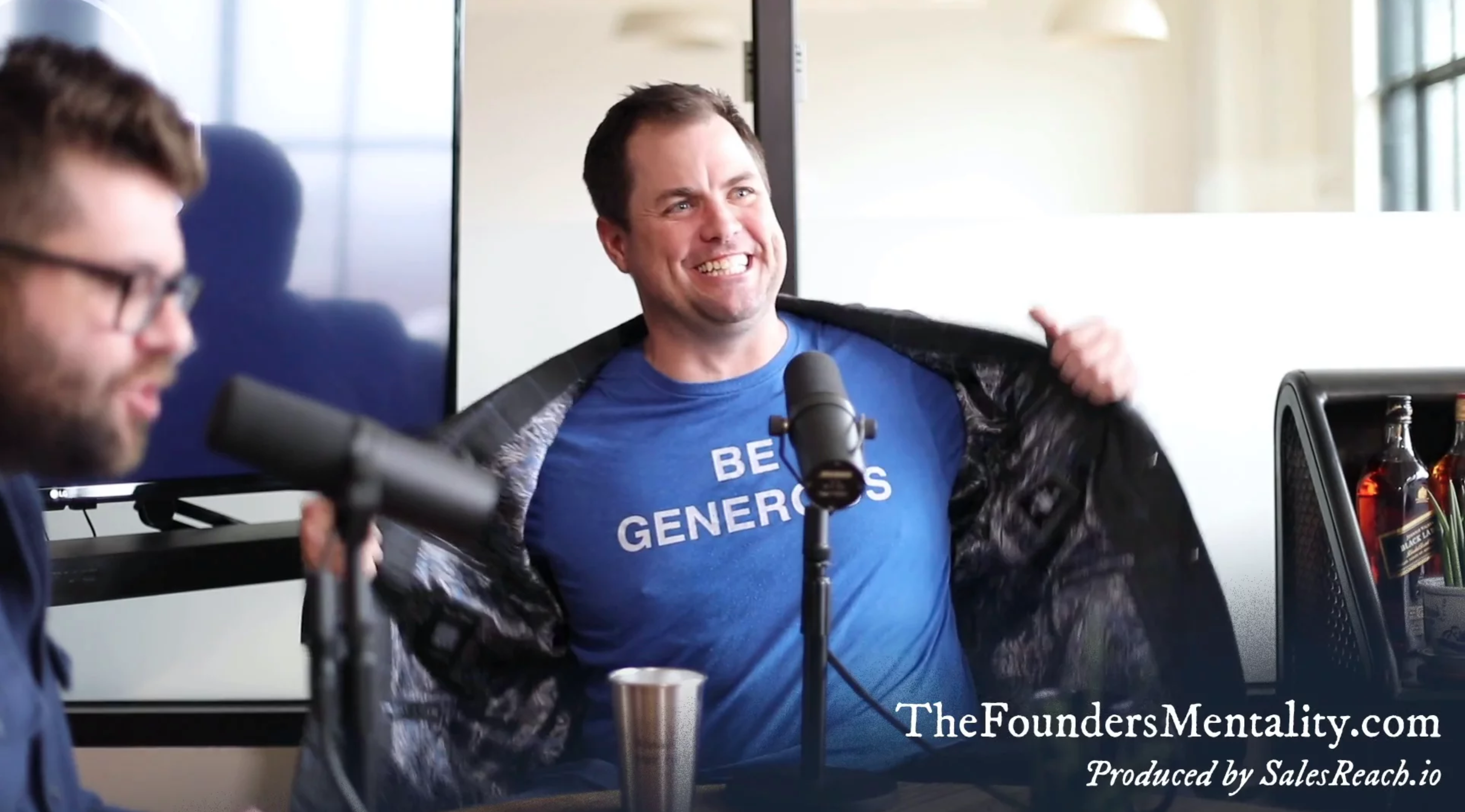 Kris Lindahl on The Founders' Mentality