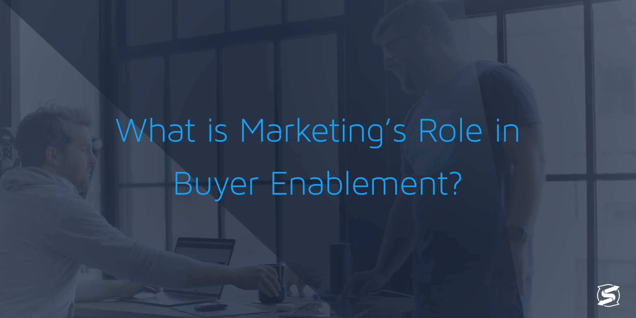 buyer enablement and marketing
